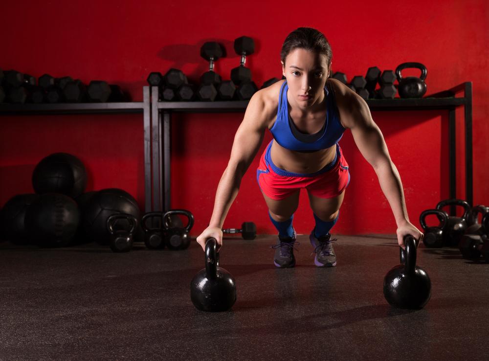 Kettlebells masser træningsmuligheder