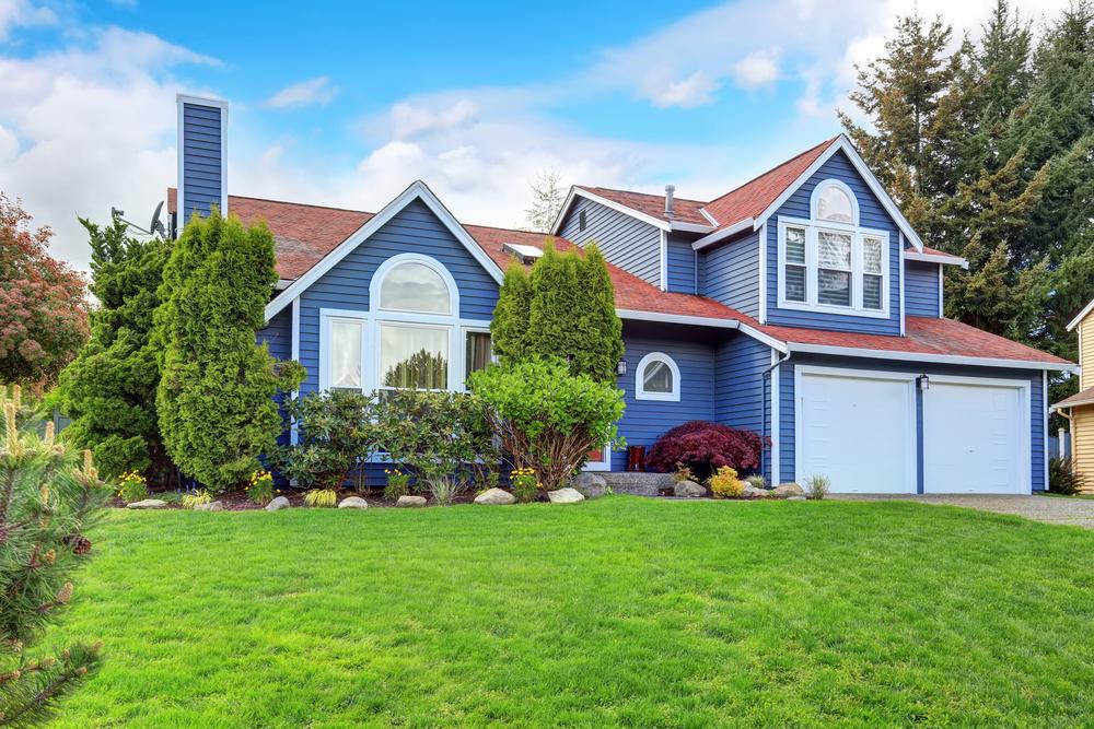 indretning af hus og have